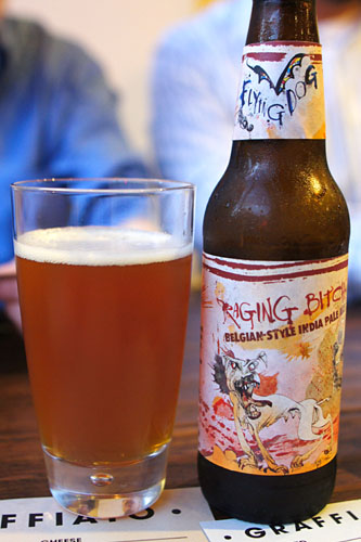 Flying Dog Raging Bitch IPA, MD