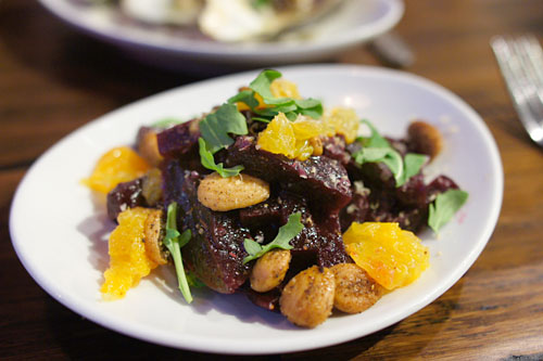 Spiced Red Beets