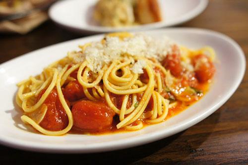 Hand Cut Spaghetti