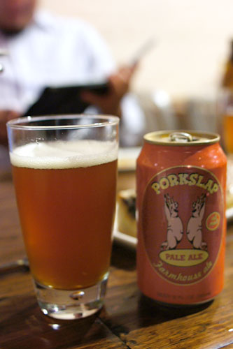 Porkslap Pale Ale, NY