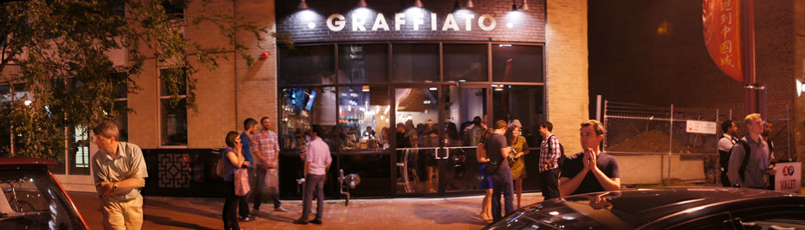 Graffiato Exterior