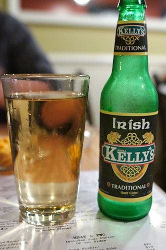 Kelly's, Irish Hard Cider