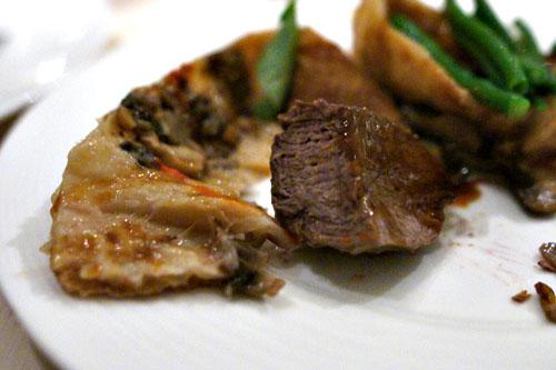 Overcooked Beef