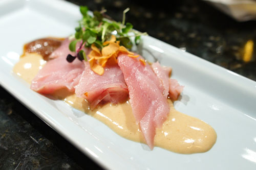 Albacore Sashimi