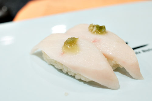 Walu (Hawaiian White Toro)