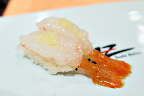 Sweet Botan Shrimp