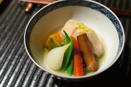 Slow Simmered Vegetables