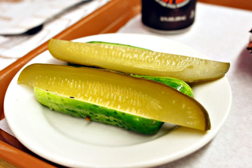 Katz's Deli Pickles