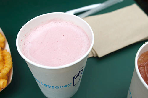 Strawberry Shake