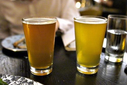 Harvest Saison & Reserve Wheat Sour Wild Ale