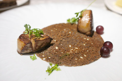 FOIE GRAS | WATERCRESS