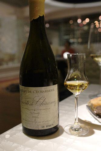 2003 L'Echarderie Quarts de Chaume