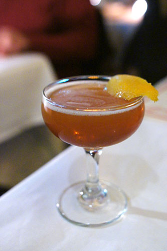 trinidad rum, dolin blanc, galliano, cio ciaro