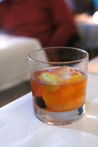 SUNNY OLD-FASHIONED