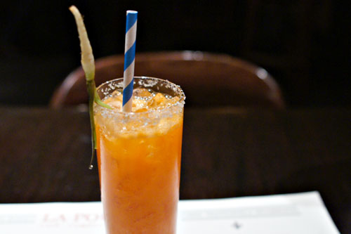 Carrot Margarita