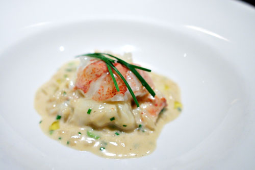 Risotto de Homard