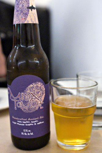 midas touch, dogfish head