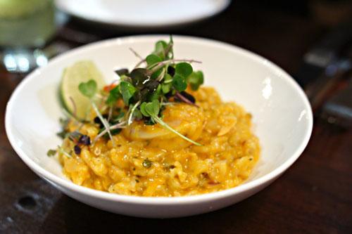 arroz con erizo