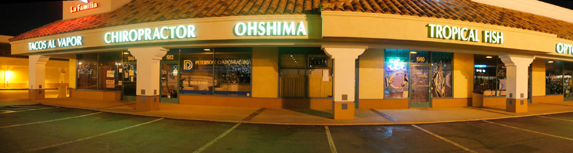 Ohshima Exterior