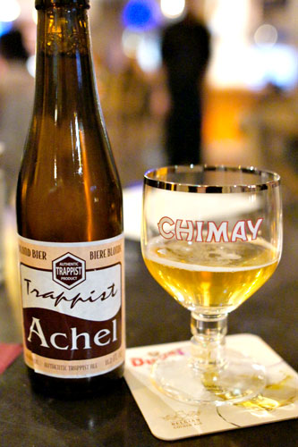 Achel 8 Blond tripel