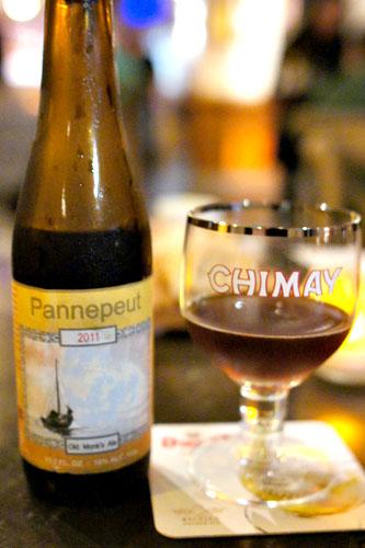 De Struise Pannepeut strong dark ale