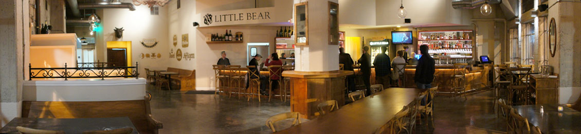 Little Bear Interior