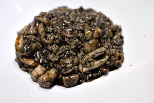 risotto nero