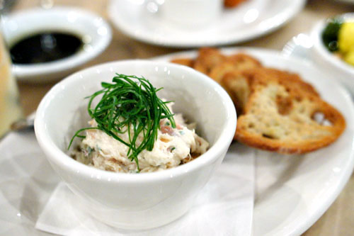 Smoked Trout Rillettes