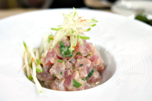 Albacore Ceviche