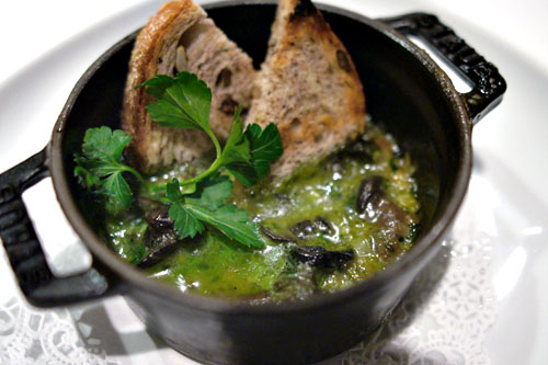 Escargot Cassolette 'Christine'