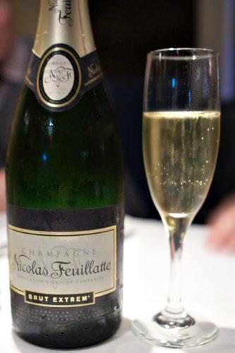 NV Nicolas Feuillatte Champagne Brut Extrem'