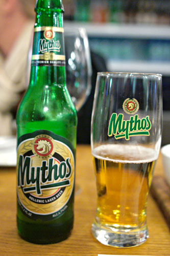 Mythos Hellenic Lager