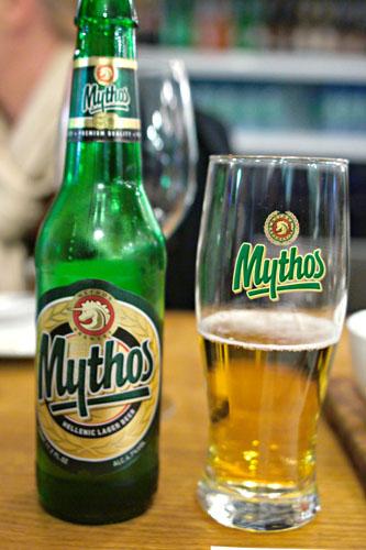 Mythos Hellenic Lager