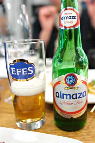 Almaza Pilsner