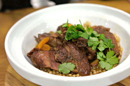 Duck tajine