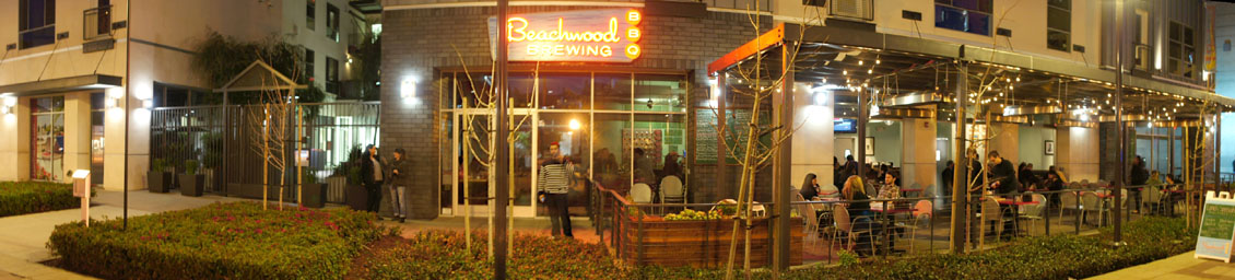 Beachwood Brewing & BBQ Exterior