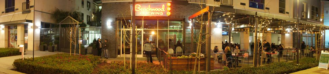 Beachwood Brewing & BBQ Exterior