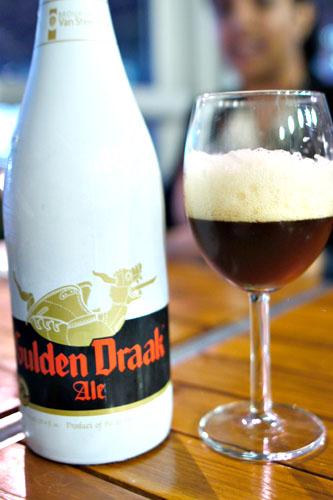 Brouwerij Van Steenberge N.V. Gulden Draak (Dark Triple)