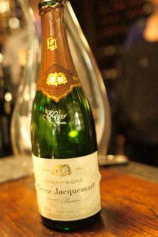 Ployez-Jacquemart Champagne Extra Brut Passion