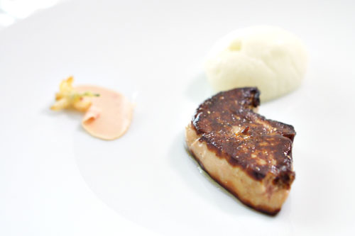 FOIE GRAS | ORANGE BLOSSOM