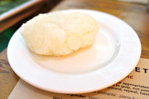 Sweet Sticky Rice