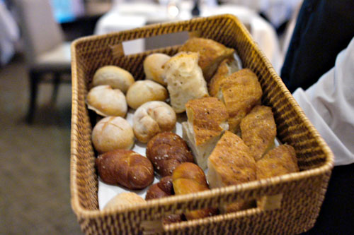 L'Espalier Bread Selection