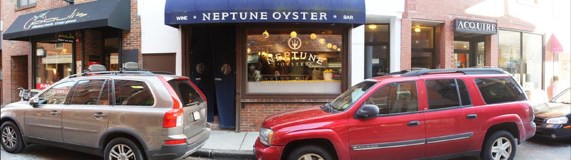 Neptune Oyster Exterior
