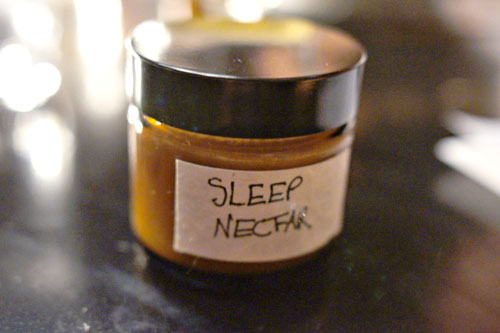 sleep nectar