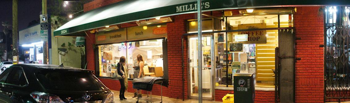 Millie's Exterior