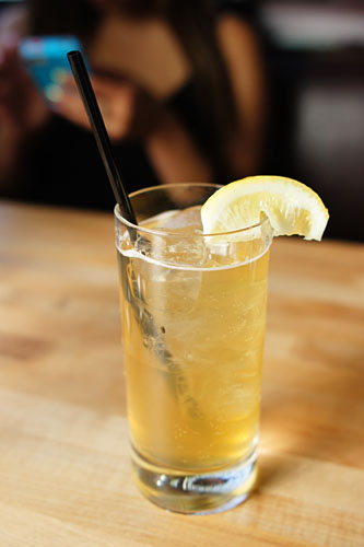 Honey Scotch Highball