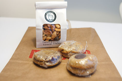 Sweet & Savory Marcona Mix + Assorted Cookies