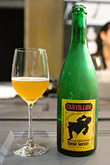 Brasserie Cantillon Gueuze 100% Lambic
