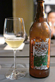 Anchorage Brewing Company Whiteout Wit