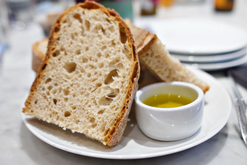 Bread & Olive Oil